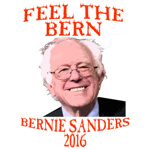 Feel the Bern: Berie Sanders 2016